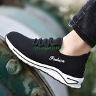 Mens Womens Lightweight Steel Toe Safety Work Shoes Mesh Running Sneakers NEW Y1