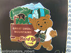 2014 Harte Rock Cafe Pigeon Forge National Park Bär Serie / Smoky Mountains Pin