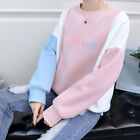 BTS KPOP Sweater FAKE LOVE Bangtan Boys Hoodie Cotton Girl Sweatshirt Clothing