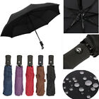 Kyпить Automatic Umbrella Anti-UV Sun Rain Umbrella Windproof Teflon Folding Compact XL на еВаy.соm