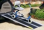 6ft Electric Scooter Car Loading Ramp Splits in Two & Folds  *VAT Free Price*