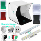 35 LED Light Room Photo Studio Photography Lighting Tent Backdrop Cube Box -SH