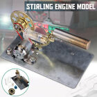 NEW Air Stirling Engine Model Physics Experiment Kit Power Generator Motor Lab