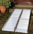 Mobility Scooter Wheelchair Folding Suitcase Ramp 6ft 1.8m Long - VAT Free Price