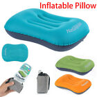 Outdoor Ultralight Inflatable Air Pillow Travel Hiking Camping Rest Bed Cushion