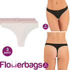 Pretty Polly Olivia Thong - 3 Pack Of Thongs * Pretty Polly Lingerie