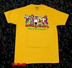 New Chuck E. Cheese Squad Pizza Sign 1977 Vintage Men's T-Shirt
