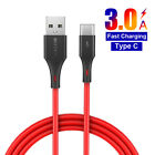 BlitzWolf Heavy Duty Type C USB Charger Cable Fast Charging For Samsung Xiaomi