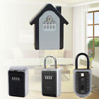 Внешний вид - Combination Key Lock Box 4 Digit Wall Mount Safe Security Storage Case Organizer