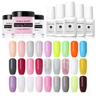 NICOLE DIARY Nail Dipping Acrylic Powder Fruit Theme Dust Nail Art Decoration