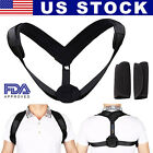 Posture Corrector Support  Back Shoulder Brace Belt For Men Women Kids Adults