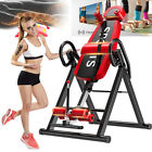 2019 Inversion Therapy Adjustable Table Back Pain Belt Back Stretcher Machine image