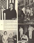 Donna Reed Ricky Nelson Clipping Magazine Photo orig 1pg 8x10 F20777