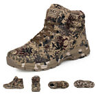 Men's Outdoor Winter Warm Boots Military Tactical Army Battle Combat Shoes