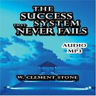 `W. Clement Stone (Author),...-The Success System That Never Fails: the S CD NEW