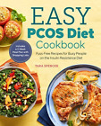 Spencer Tara/ Weitala Elysa...-The Easy Pcos Diet Cookbook BOOK NEW