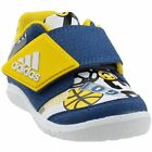 adidas FortaPlay AC Sneakers- Blue- Boys