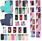 Apple iPhone XS MAX Slim Hybrid Hard Case Shockproof Design Cell Phone Cover