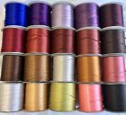 Satin Ribbon Double Sided 3mm 6mm Woven Edge - You Choose Length 1m 5m 10m