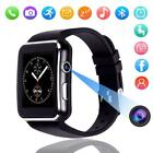 X6 Curved Screen Bluetooth Smart Watch Phone Mate for Samsung/iPhone/Android/LG