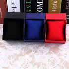 Present Gift Boxes Case For Bangle Jewelry Ring Earrings Wrist Watch Box Charm image