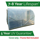 9.2m Polytunnel Cover Plastic Sheeting