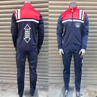 Men's Troop Navy | Red | White Fashion Tracksuit