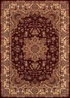 Himalaya  Antique Creme/Persian Red Rug