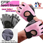 Sports Weight lifting Gym Gloves Training Fitness Wrist Wrap Exercise Men Women