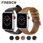 100% Genuine Leather Band Strap for Apple Watch Series 2/3/4  38 42 / 40 44 mm