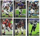 2015 Topps Field Access Football - Base Set Cards - Choose From Card #'s 1-200 $0.99 USD on eBay