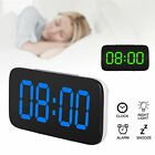 Kyпить Alarm Clock Large Digital LED Display USB/Battery Operated Sound Control Bedroom на еВаy.соm