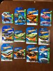 HOT WHEELS REAL CARS TREASURE HUNTS T-HUNT