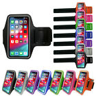 Running Sports Armband Case for iPhone 11 Pro SE (2020),  XR, X/XS Max, 7/8 Plus