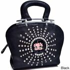 Betty Boop Rhinestone and Studs Shoulder Bag $45.74 USD on eBay