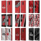 NBA PORTLAND TRAIL BLAZERS LEATHER BOOK WALLET CASE COVER FOR BLACKBERRY ONEPLUS