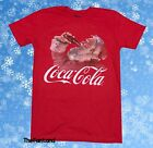 New Coca-Cola Santa Soda Men's Christmas Vintage Classic T-Shirt $19.95  on eBay
