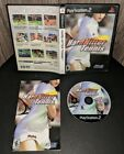 Hard Hitter Tennis Complete! (Sony Playstation 2, PS2) Rare CIB! Free Shipping!