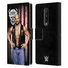 OFFICIAL WWE AMERICAN FLAG SUPERSTARS LEATHER BOOK CASE FOR BLACKBERRY ONEPLUS