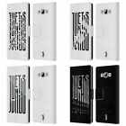 JUVENTUS FOOTBALL CLUB GRAPHIC LOGO LEATHER BOOK CASE FOR SAMSUNG PHONES 3