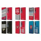 PERSONALIZED ARSENAL FC 2017/18 LEATHER BOOK WALLET CASE COVER FOR XIAOMI PHONES $19.95 USD on eBay