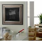 American Made Rayne Antique Silver Whiteboard