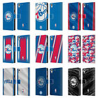OFFICIAL NBA PHILADELPHIA 76ERS LEATHER BOOK WALLET CASE FOR HTC PHONES 2 on eBay