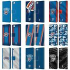 OFFICIAL NBA OKLAHOMA CITY THUNDER LEATHER BOOK WALLET CASE FOR HUAWEI PHONES 2 on eBay