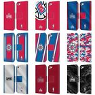 NBA LOS ANGELES CLIPPERS LEATHER BOOK WALLET CASE COVER FOR APPLE iPOD TOUCH MP3 on eBay