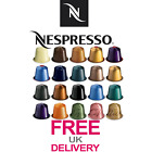 Nespresso Capsules Pods Coffee Machine Genuine Mix Match All Flavours 10 20 50