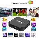 Android 7.1.2 TV Box X96 Mini Amlogic S905W TV Box HDMI 2.0A DC 5V/2A