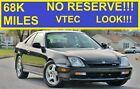 2000+Honda+Prelude+IMPOSSIBLY+CLEAN+NO+RESERVE+VTEC+2%2E2L+LEATHER+LOOK