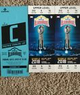 2018 Alamo Bowl Tickets (2) on the 50 yard line with parking pass.