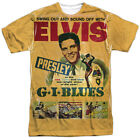Authentic Elvis Presley G.I. Blues Movie poster Sublimation Front T-shirt top